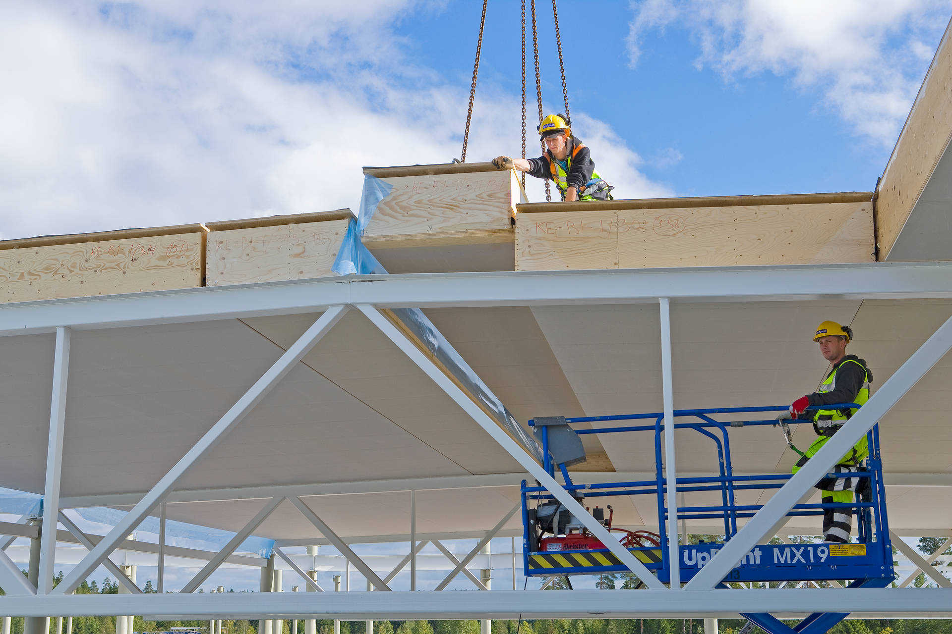 Off-site Construction Revolutionizes the Building Game